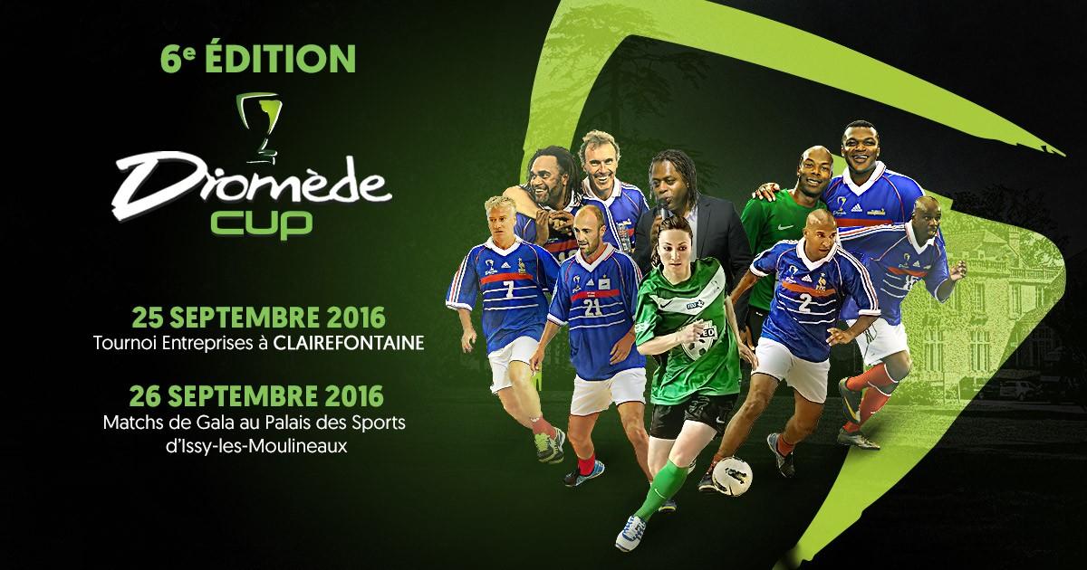 Diomède Cup 2016