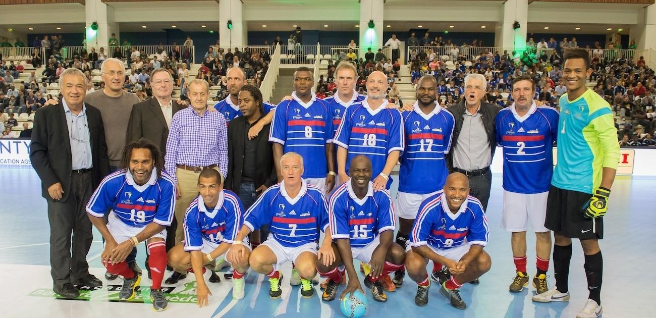 Academie Bernard Diomede_Diomede Cup France 98