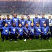 Les jeunes de l'Académie en finale de Coupe de la Ligue